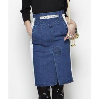 シアタープロダクツ(THEATRE PRODUCTS)のシアタープロダクツ♡スカート(ひざ丈スカート)