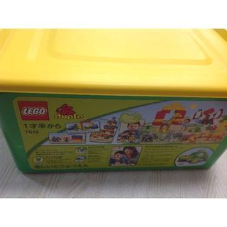 レゴ♡ LEGO DUPLO 7618 RA523(知育玩具)