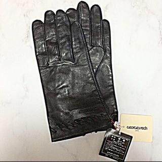 ジョルジュレッシュ(GEORGES RECH)の羊革 ジョルジュレッシュ 手袋 ジョルジュ・レッシュ 新品(手袋)