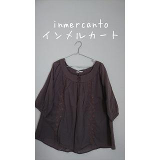インメルカート(inmercanto)のinmercantoインメルカート*カットソー(カットソー(長袖/七分))