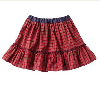 ファミリア(familiar)のファミリア  美品 リバーシブルスカート(スカート)