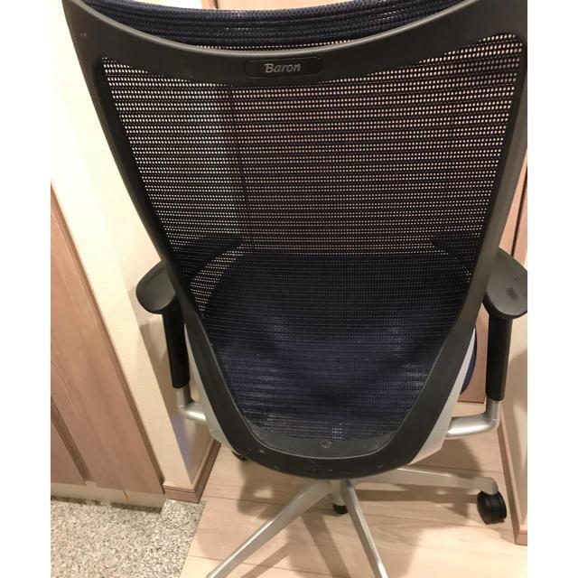 専用オカムラ バロン インテリア/住まい/日用品の椅子/チェア(デスクチェア)の商品写真