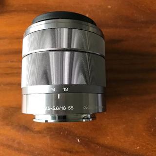 ソニー(SONY)のソニーレンズ E18-55mm F3.5-5.6 OSS(レンズ(ズーム))