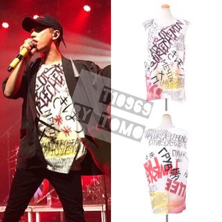 ワンオクロック(ONE OK ROCK)の最終値下げ ワンオク TAKA着用 タンクトップ 新品未使用(Tシャツ/カットソー(半袖/袖なし))