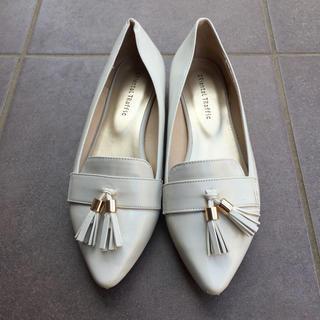 オリエンタルトラフィック(ORiental TRaffic)のローヒールパンプス(ローファー/革靴)