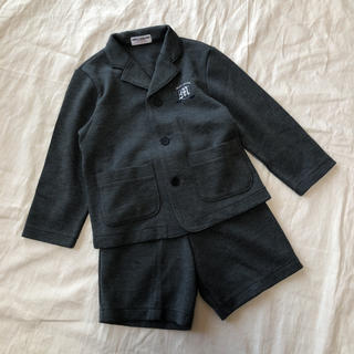 e9e993fe5cfab ミキハウス(mikihouse)のミキハウス 男の子 スーツ 105〜115 美品 (ドレス