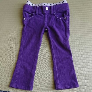 シマムラ(しまむら)のズボン 90㌢(パンツ/スパッツ)