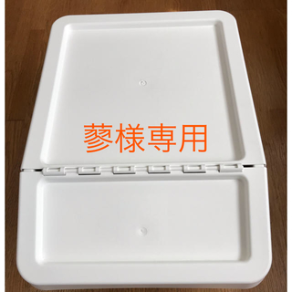 イケア(IKEA)のIKEA ソルテーラ 分別ゴミ箱 37ℓ 2個セット(ごみ箱)