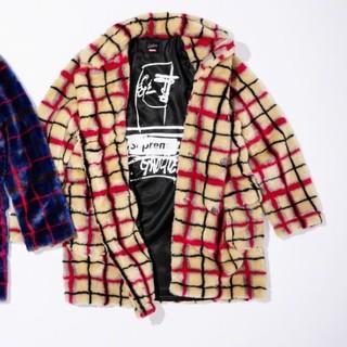 シュプリーム(Supreme)のSupreme JEAN PAUL GAULTIER faux coat S (ダッフルコート)