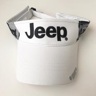 ジープ(Jeep)のJeep サンバイザー 正規品 ジープ(サンバイザー)