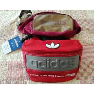 アディダス(adidas)のタグ付きアディダス&BRUTS ウエストポーチの出品(ボディバッグ/ウエストポーチ)