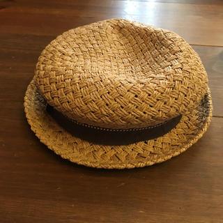 キッズフォーレ(KIDS FORET)の⿻ベビー麦わら帽子✦ペーパーハット✦キッズフォーレ⿻(帽子)