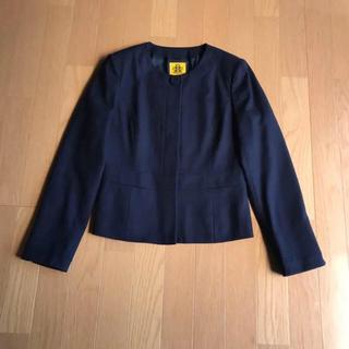 フォクシー(FOXEY)の濃紺 ワンピーススーツ (スーツ)