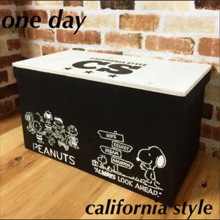 りんご箱 木箱 ウッドボックス ベンチ 椅子 収納 蓋付