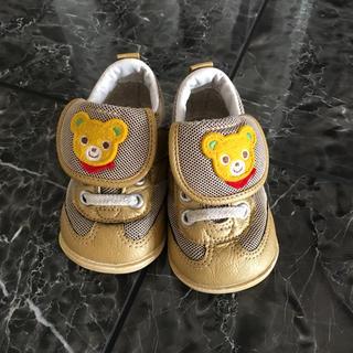 ミキハウス(mikihouse)のミキハウス  ベビーシューズ 靴 スニーカー 12.5㎝(その他)