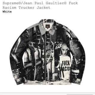 ジャンポールゴルチエ(Jean-Paul GAULTIER)のsupreme  Jean Paul Gaultier jacket 最安値(ライダースジャケット)