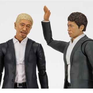 バンダイ(BANDAI)のダウンタウン フィギュアーツ 浜田雅功 松本人志 セット(お笑い芸人)