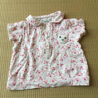 クーラクール(coeur a coeur)のクーラクール 女の子Tシャツ80(Tシャツ)