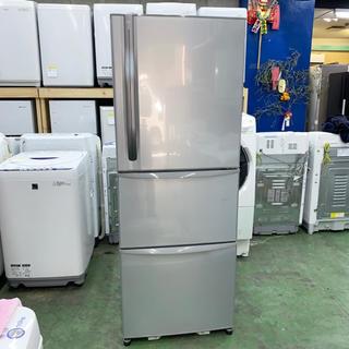 トウシバ(東芝)のゆかり様専用⭐︎TOSHIBA⭐︎冷凍冷蔵庫 339L 自動製氷 美品(冷蔵庫)
