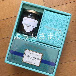フォートナム&メイソン 紅茶セット(茶)