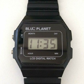 BLUEPLANET 腕時計 #CASIO #G-SHOCK #DW #チプカシ(腕時計(デジタル))