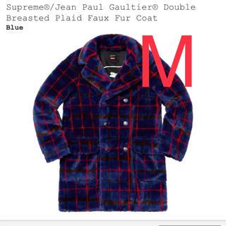 シュプリーム(Supreme)のSupreme®/Jean Paul Gaultier® Double(毛皮/ファーコート)