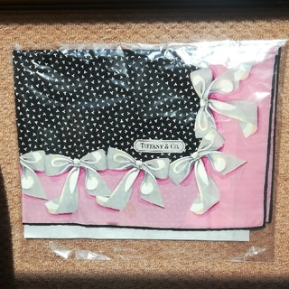 ティファニー(Tiffany & Co.)のティファニー リボンスカーフ(バンダナ/スカーフ)