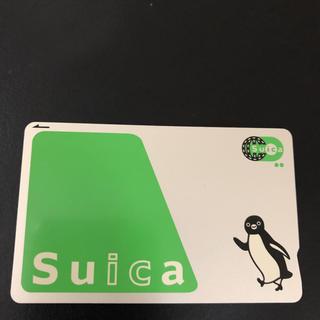 Suicaカード スイカカード(鉄道)