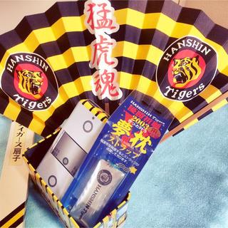 ハンシンタイガース(阪神タイガース)の『レア』阪神タイガース2003年応援グッズ(応援グッズ)