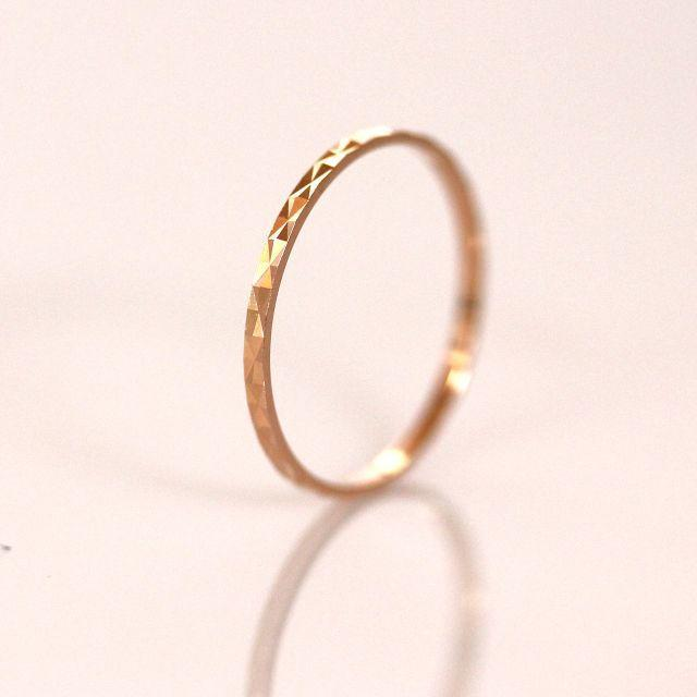 ピンキーリング0号サイズから レディースのアクセサリー(リング(指輪))の商品写真