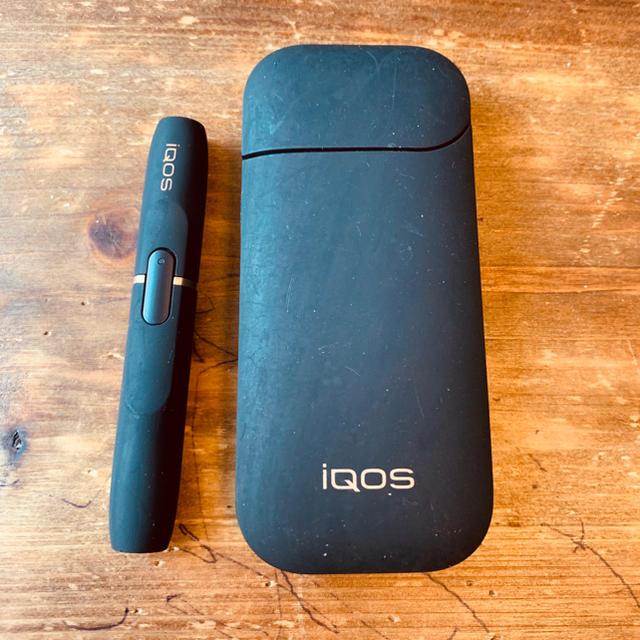 iQOS 2.4Plus と 初期iQOS(ジャンク)と 偽物プルームテック