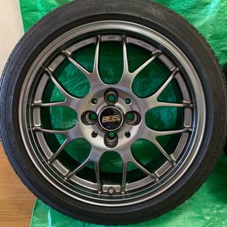 BBS 17インチホイール4本セット(タイヤ・ホイールセット)