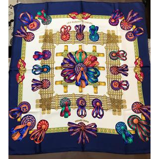 エルメス(Hermes)のエルメス  スカーフ カレ ビンテージ (スカーフ)