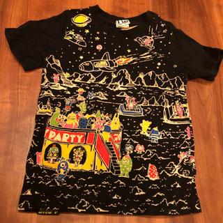 パーティーパーティー(PARTYPARTY)のパーティパーティ 90 美品 Tシャツ(Tシャツ/カットソー)