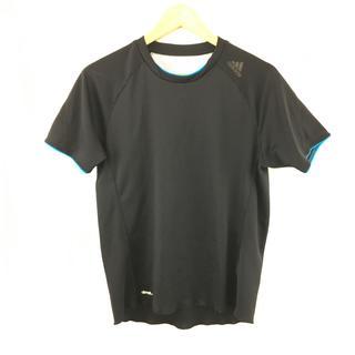 アディダス(adidas)の Adidas アディダス Tシャツ スポーツ ポリエステル(Tシャツ/カットソー(半袖/袖なし))