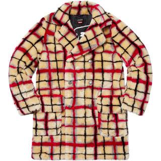 シュプリーム(Supreme)のSupreme Jean Paul Gaultier Fur Faux Coat(毛皮/ファーコート)
