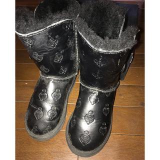 ヒステリックミニ(HYSTERIC MINI)の子供用 ブーツ(ブーツ)
