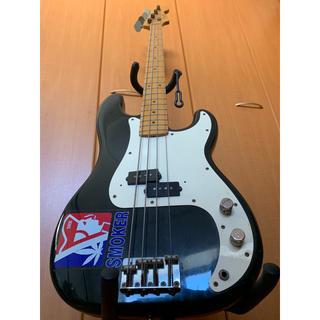 フェンダー(Fender)のfender japan プレシジョンベース(エレキベース)