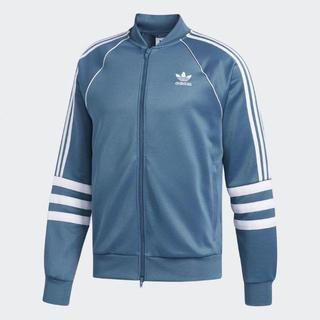 アディダス(adidas)の新品★アディダスオリジナルス★M★トラックジャケット★ブランチブルー(その他)