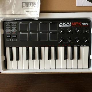 コルグ(KORG)のゆうきさん専用 AKAI MPK mini(MIDIコントローラー)