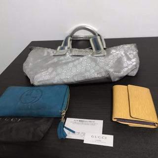 8f12e95b4912 グッチ(Gucci)の正規品 GUCCI Louis Vuitton 財布 バッグ 長財布 レディース(