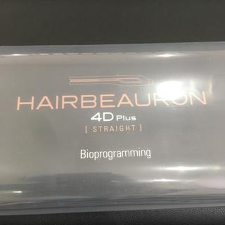ヘアビューロン4Dplus ストレート(ヘアアイロン)