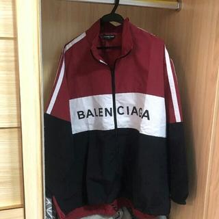 バレンシアガ(Balenciaga)のバレンシアガ トラックジャケット 38(ナイロンジャケット)