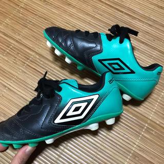 アンブロ(UMBRO)のサッカースパイク19センチ♡(サッカー)