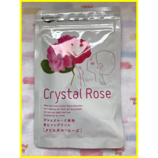 ☆クリスタルローズ☆(口臭防止/エチケット用品)