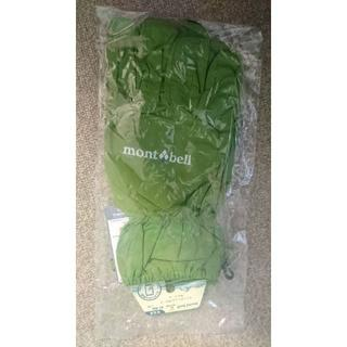 モンベル(mont bell)のウインドシェルグローブ Men's XLサイズ MDGN(手袋)