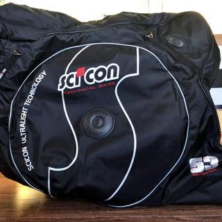Scicon AeroComfort 2.0 TSA™ バイクバッグ(バッグ)