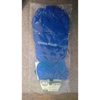 モンベル(mont bell)のウインドシェルグローブ Men's XLサイズ PRBL(手袋)