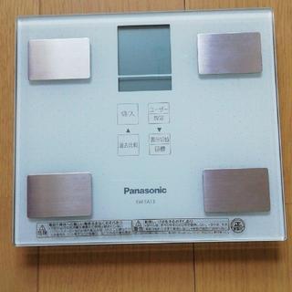 パナソニック(Panasonic)のHaruさま パナソニック 体組成計 PANASONIC EW-FA13(体重計/体脂肪計)