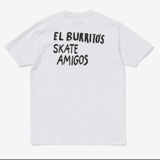 ダブルタップス(W)taps)のDESCENDANT EL BURRITO'S SKATE AMIGOS(Tシャツ/カットソー(半袖/袖なし))